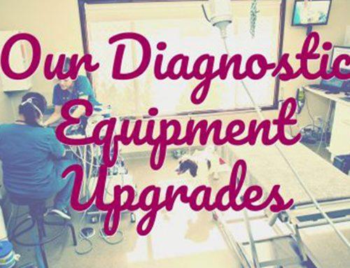 Diagnostic Equipment Upgrades